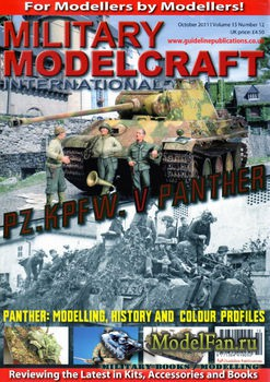 Military Modelcraft International (October 2011) Vol.15 №12