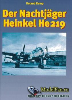 Der Nachtjager Heinkel He 219 (Roland Remp)