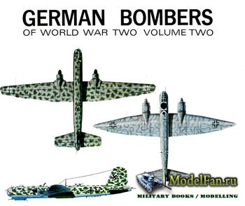 German Air Force Bombers of World War Two Volume Two (Alfred Price)