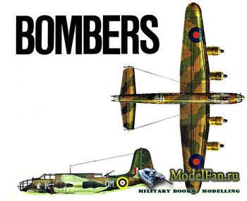 Royal Air Force Bombers of World War Two Volume One (Philip J R Moyes)