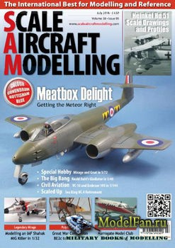 Scale Aircraft Modelling (July 2016) Vol.38 №05