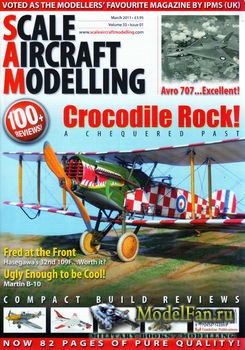 Scale Aircraft Modelling (April 2011) Vol.33 №01