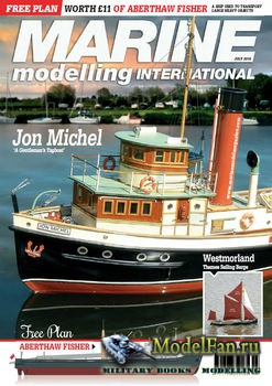Marine Modelling International №7 2016