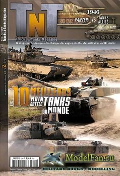 Trucks & Tanks Magazine №54 2016