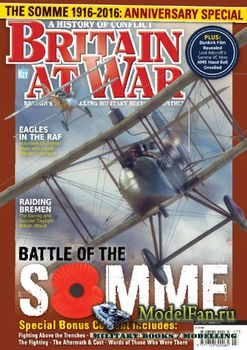 Britain at War Magazine №111 (July 2016)