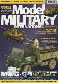 Model Military International Issue 9 (January 2007)