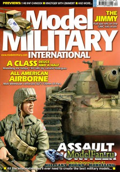 Model Military International Issue 20 (December 2007)