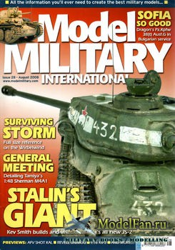Model Military International Issue 28 (August 2008)