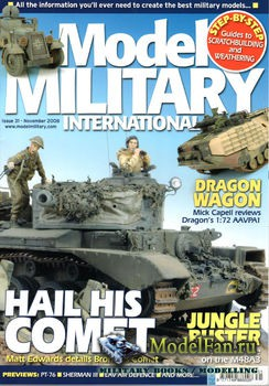 Model Military International Issue 31 (November 2008)