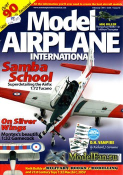 Model Airplane International №43 (February 2009)