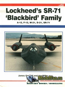 "Lockheed's SR-71 ""Blackbird"" Family (James Goodall)"