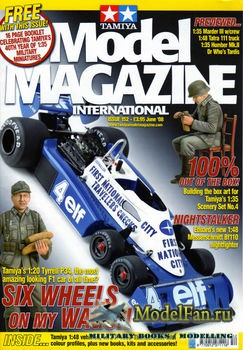 Tamiya Model Magazine International №152 (June 2008)