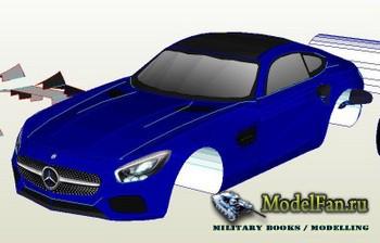 Mercedes AMG GT (MBA перекрас)