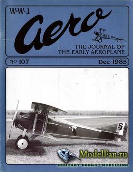 WW1 Aero №107 1985