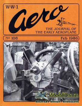 WW1 Aero №108 1986