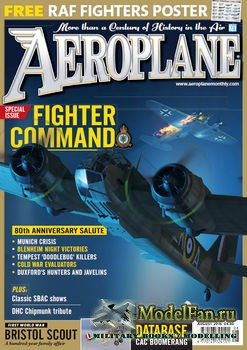 Aeroplane Monthly Magazine (August 2016)