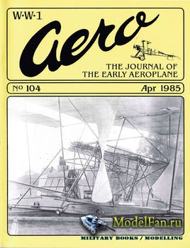 WW1 Aero №104 1985