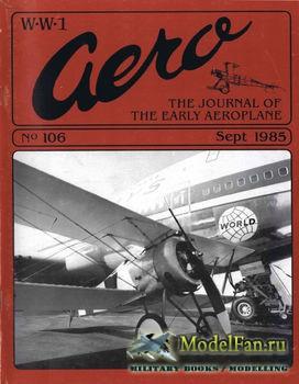 WW1 Aero №106 1985