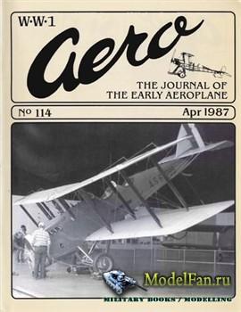 WW1 Aero №114 1987