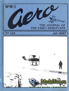WW1 Aero №115 1987