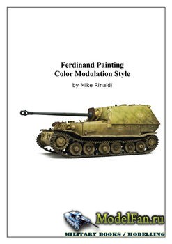 Ferdinand Painting Color Modulation Style (Mike Rinaldi)