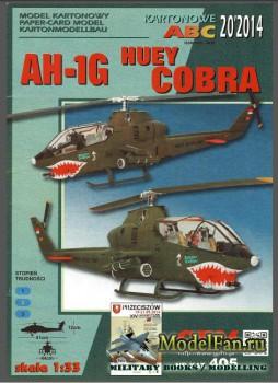 GPM 405 - AH-1G Huey Cobra