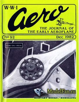 WW1 Aero №92 1982