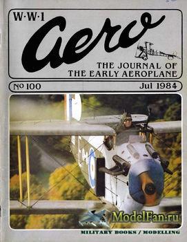 WW1 Aero №100 1984