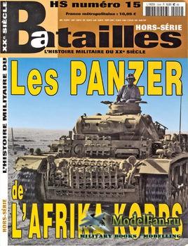 Batailles Hors-Serie №15 - Les Panzers de L'Afrikas Korps