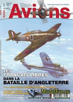 Avions №207 (Сентябрь/Октябрь 2015)