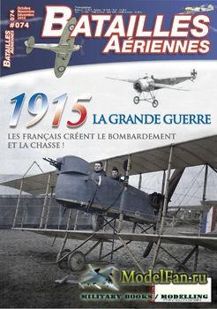 Batailles Aeriennes №74 2015