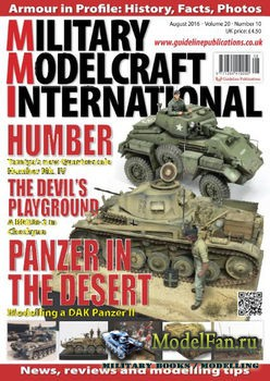 Military Modelcraft International (August 2016) Vol.20 №10