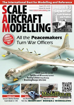 Scale Aircraft Modelling (Augst 2016) Vol.38 №06