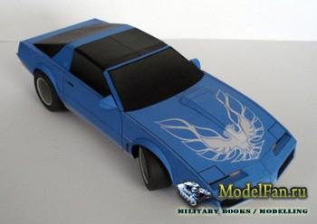 ProjectKITT - Pontiac Firebird