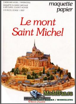 Pascaline - Le Mont Saint Michel