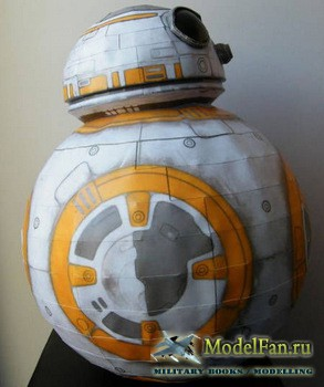 Астродроид BB-8 (Star Wars Episode VII: The Force Awakens)