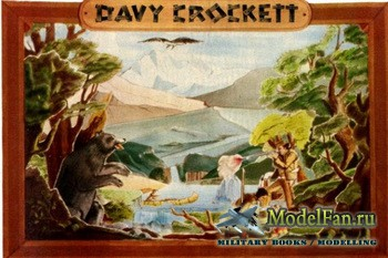 YPS - Davy Crockett's Wild West-Panorama