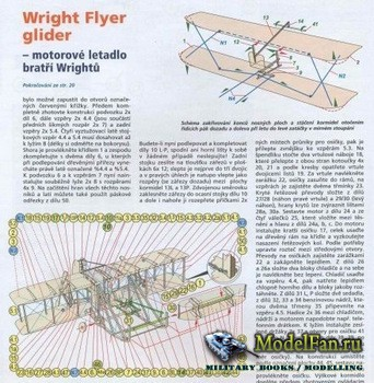 ABC 07/2004 - Wright Flyer glider