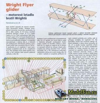 ABC 07/2004 - Wright Flyer glider