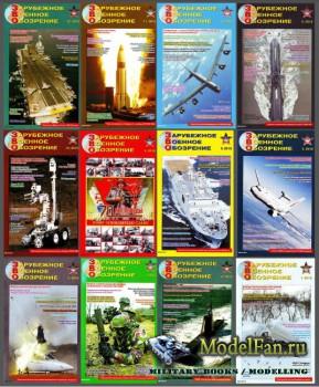 Зарубежное военное обозрение №1-12, 2015