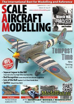 Scale Aircraft Modelling (September 2016) Vol.38 №07