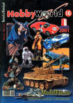 Hobbyworld №16 2001