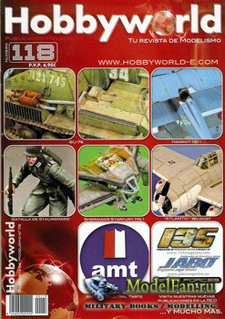 Hobbyworld №118 2010