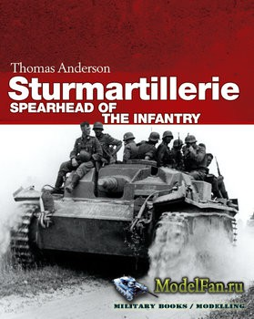 Osprey - General Military - Sturmartillerie: Spearhead of the Infantry