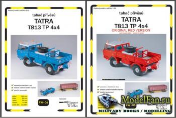 Ripper Works 06 - Tatra T813 TP 4x4