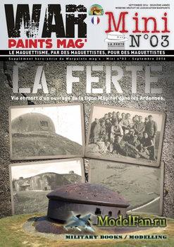 War Paints Magazine Mini №03 2016