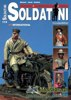 Soldatini International №119 (August-September 2016)
