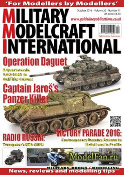 Military Modelcraft International (October 2016) Vol.20 №11