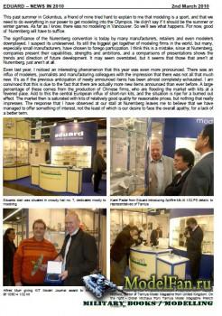 Info Eduard (March 2010)