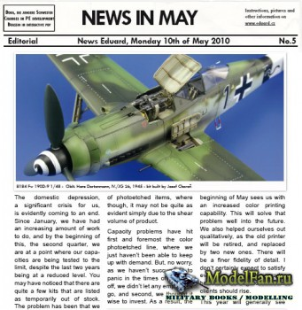 Info Eduard (May 2010) №5